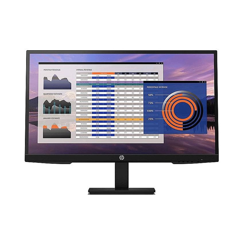 Màn hình HP P27H G4 (27inch/FHD/IPS/75Hz/5ms/250nits/HDMI+DP+DSub+Audio/Loa)