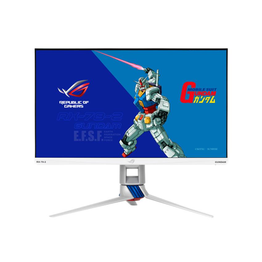 Màn hình Asus ROG Strix XG279Q-G Gundam Limited edition (27inch/2K/IPS/170Hz/1ms/400nits/HDMI+DP+USB/GSync)