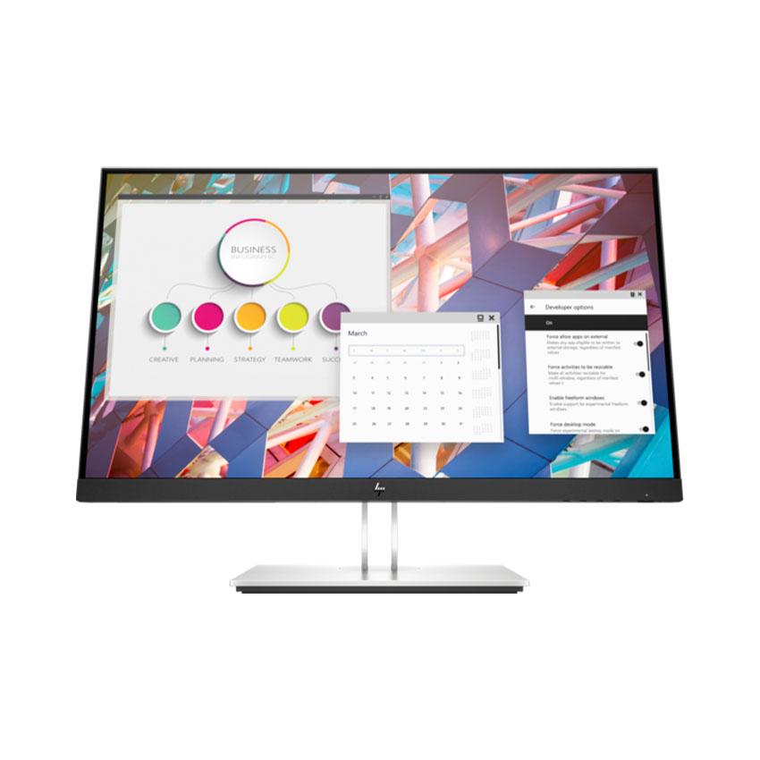 Màn hình HP E24 G4 Elite Display (23.8inch/FHD/IPS/60hz/5ms/250nits/HDMI+DP+DSub+USB)