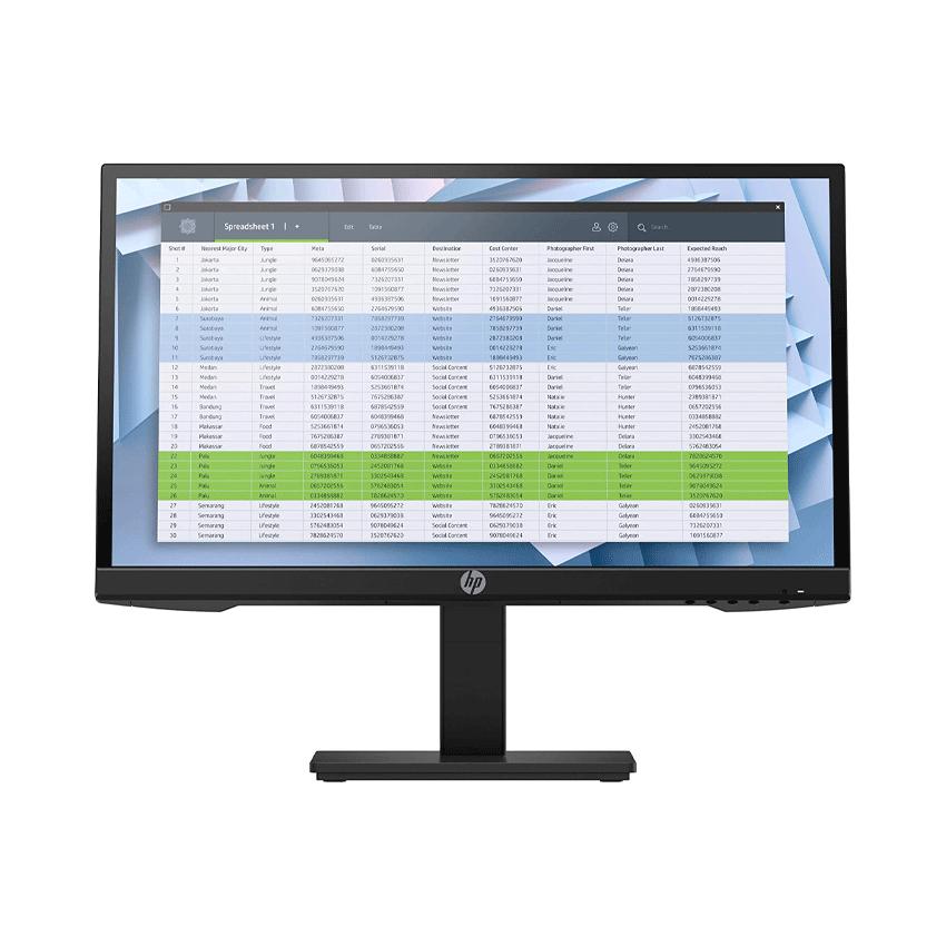 Màn hình HP N246V (23.8 inch/FHD/LED/IPS/250cd/m²/HDMI+VGA/60Hz/5ms)