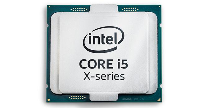 Bộ VXL Intel Kabylake Core i5 7640X