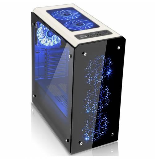 Vỏ máy tính Sama AURORA WHITE