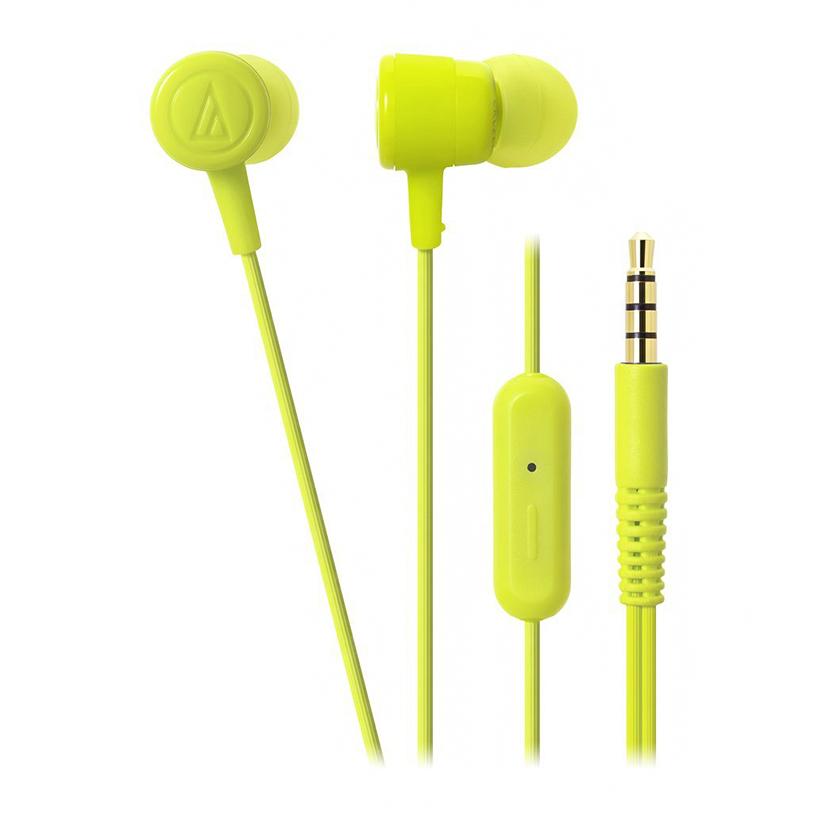 Tai nghe Audio Technica ATH-CKL220IS (Xanh Lá)