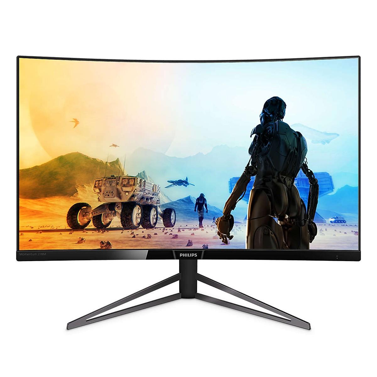Màn Hình Cong Gaming Philips 278M6QJEB 27 Inch Full HD