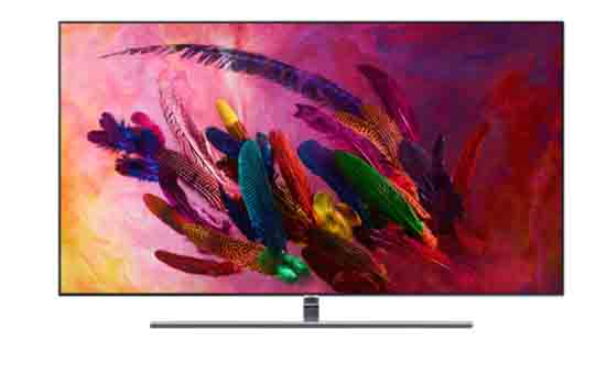 QLED Tivi Samsung 65Q7FN 65 inch, 4K HDR, Smart TV 2018