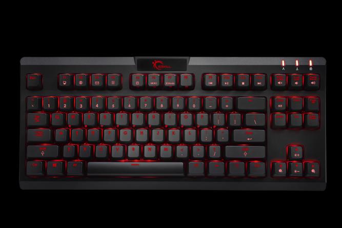 Bàn phím cơ Gskill Ripjaws KM560 MX Red switch