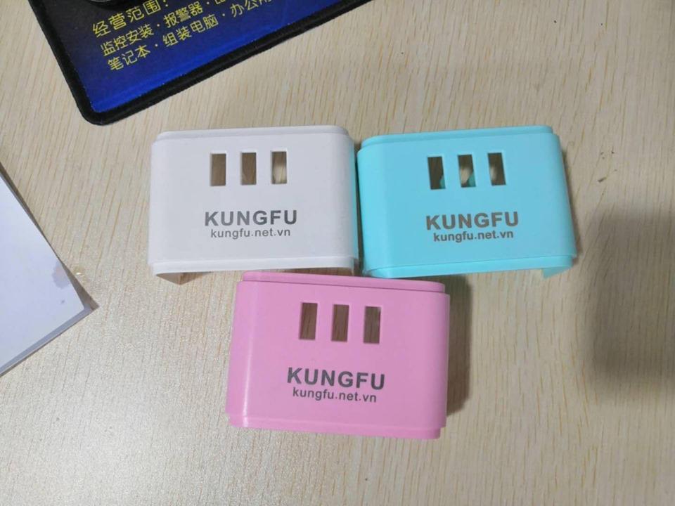 Tính năng sạc không dây KUNGFU có ảnh hưởng đến pin của điện thoại?
