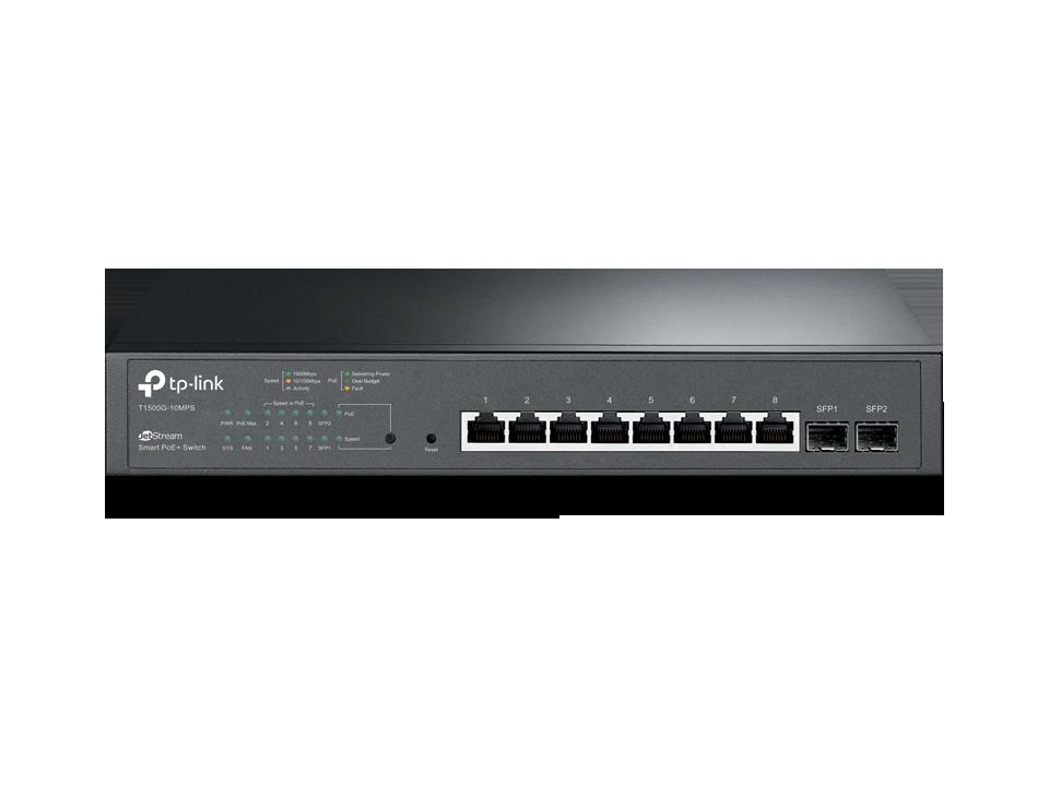 Cổng nối mạng TP-LINK T1500G-10MPS