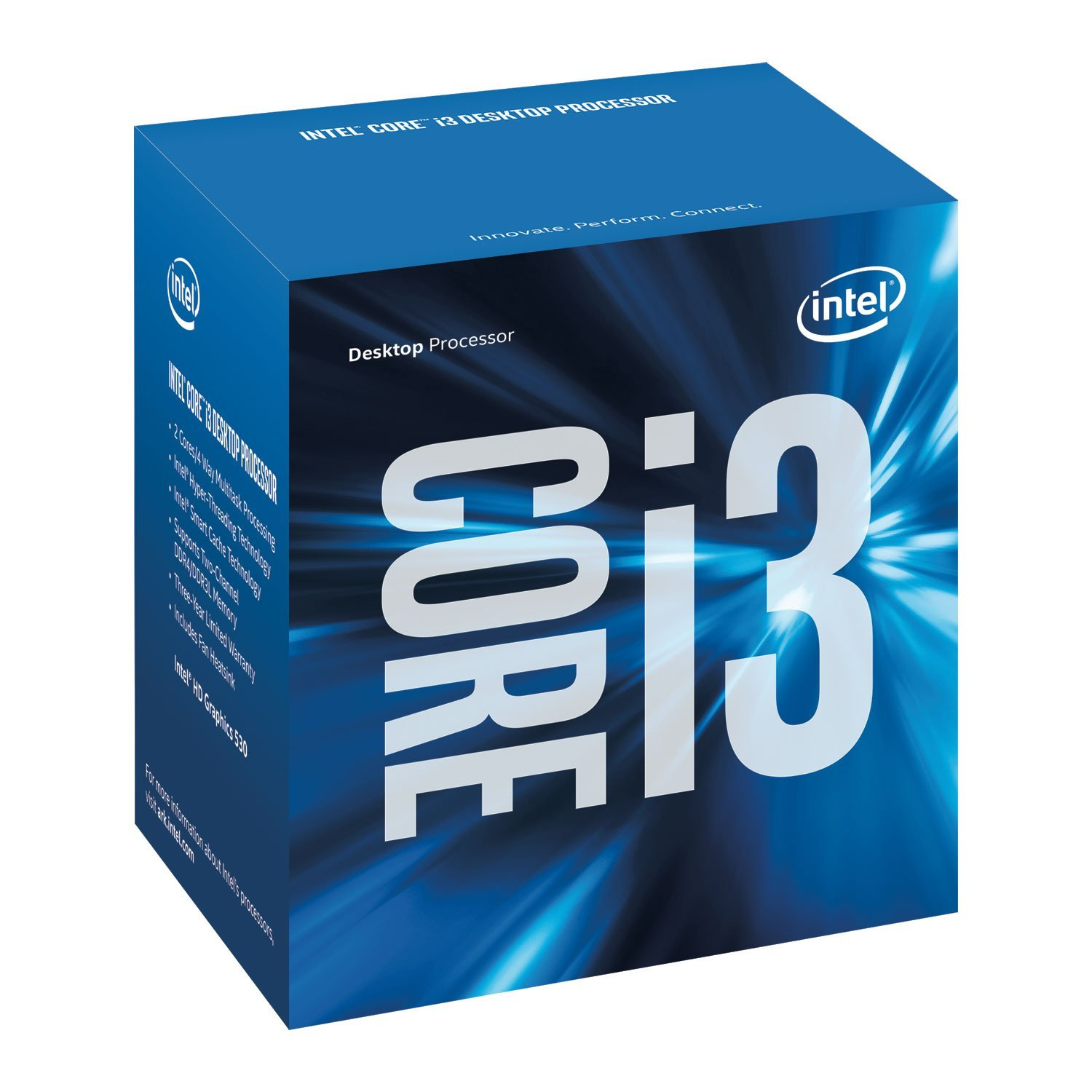 CPU Intel Core i3 8300