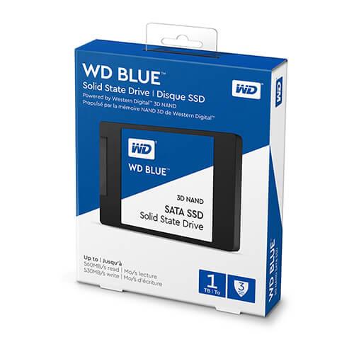 Ổ cứng SSD WD Blue 3D NAND 1TB Sata 2.5