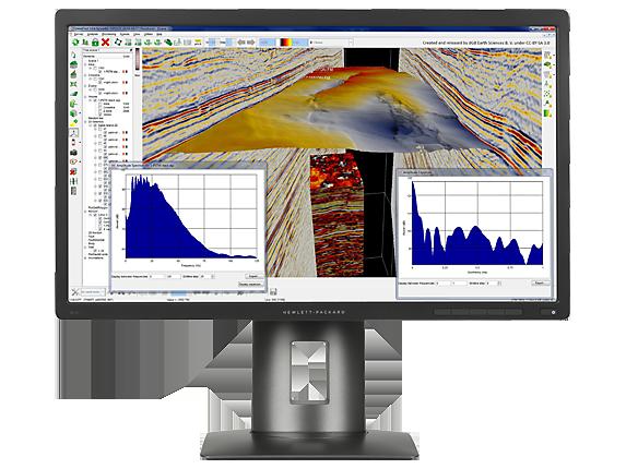Màn hình HP Z24s 23.8-in IPS UHD