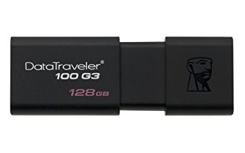 USB Kingston DT100G3 128Gb (USB3.0)