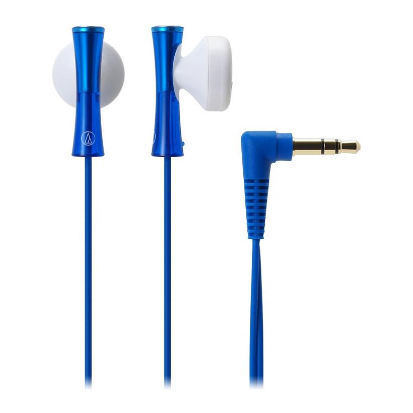 Tai nghe Audio Technica ATH-J100 (Xanh Dương)