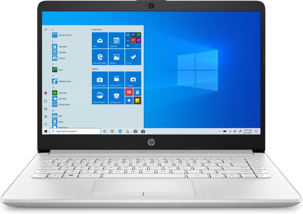 Laptop HP 14-CF2033WM 3V7G4UA(PENTIUM N5030/4GB/128GB SSD/14.0 HD