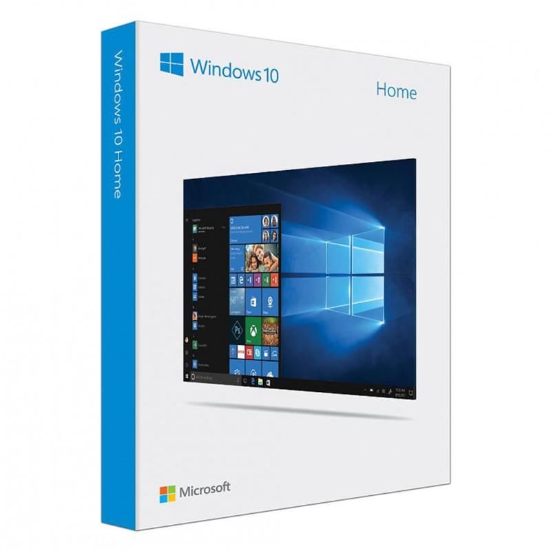 Phần mềm Win 10 Home 64bit 1pk DSP OEI DVD KW9-00139