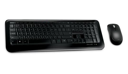 Bộ bàn phím chuột không dây Logitech MK545