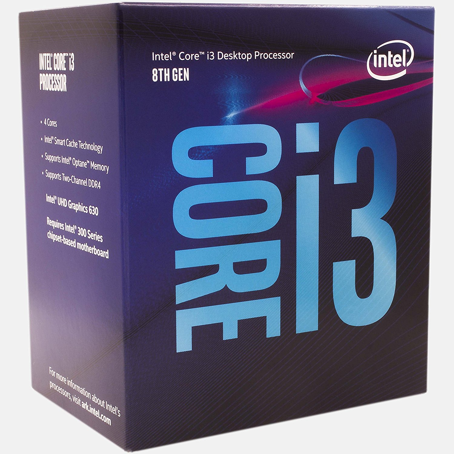 CPU Intel  Core i3-8350K