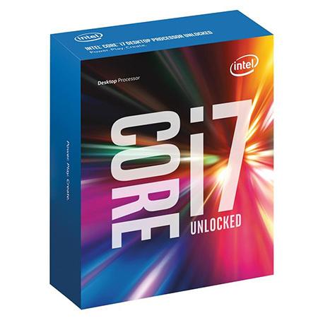 Bộ VXL Intel Kabylake Core i7 7700K