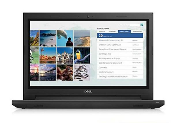 Dell Inspiron 3467 C4I51107W- Đen