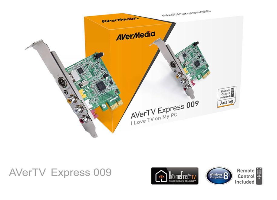 AVerTV Express  009 (M798B)