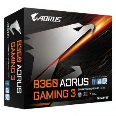 Mainboard Gigabyte B360 Aorus Gaming 3