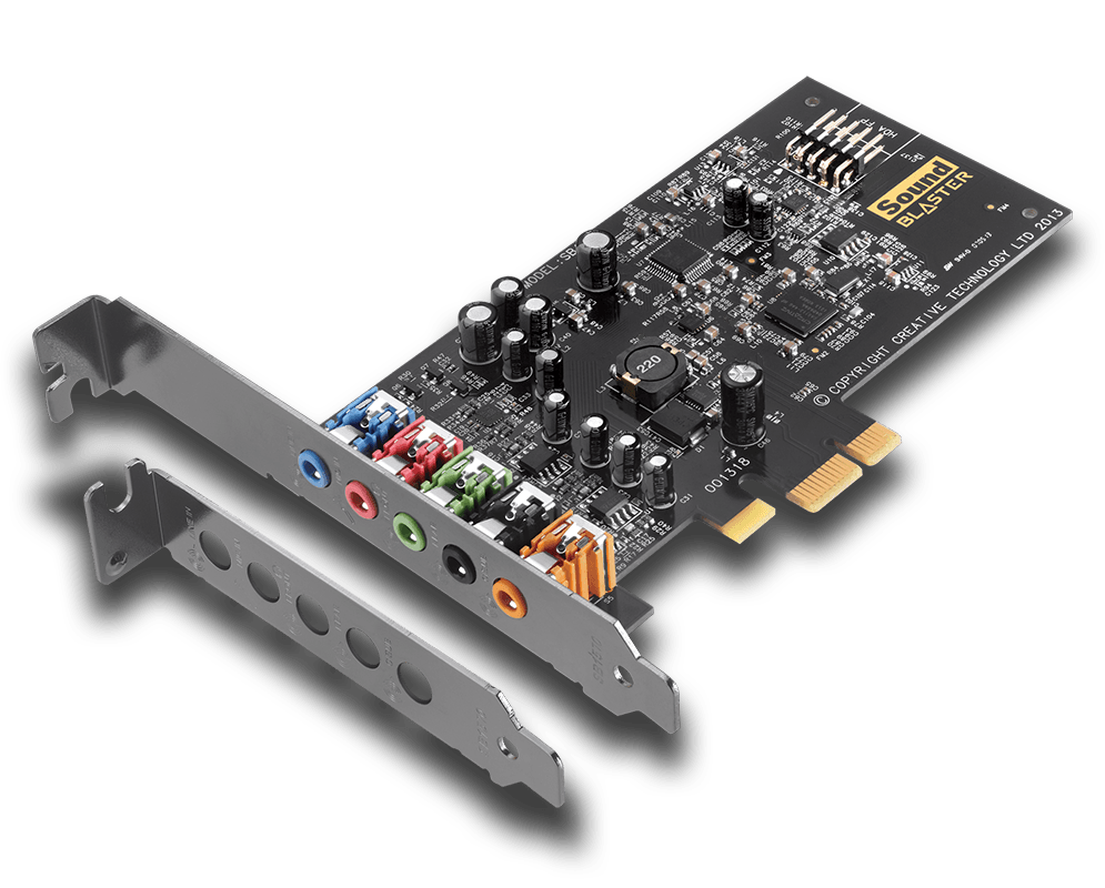 Cạc Creative Sound Blaster Audigy FX (5.1PCIe)