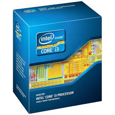 CPU Intel Core i3- 6100- 3.7GHz Box