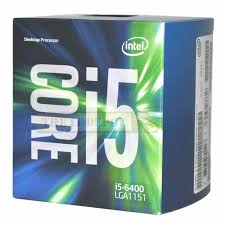 CPU Intel Core i5-6400(box)