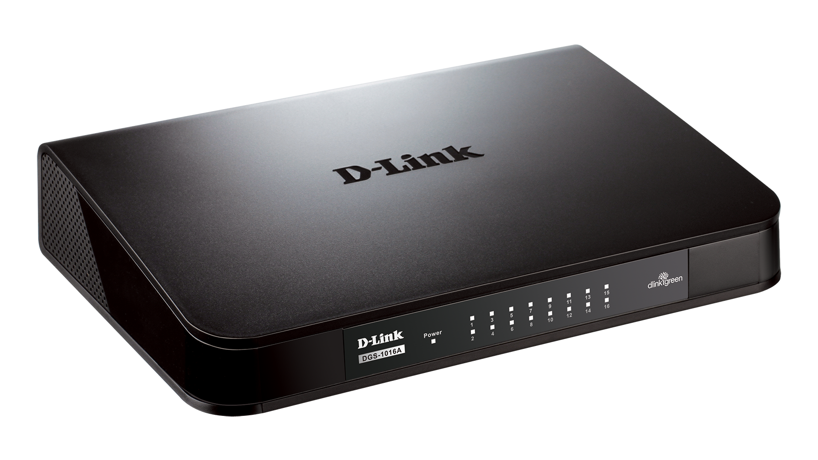 SWITCH 16-Port Gigabit D-Link DGS-1016A