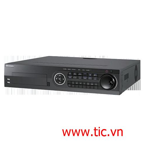Đầu ghi hình HD-TVI 4 kênh HIKVISION DS-8104HQHI-SH