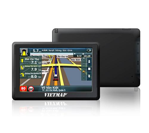 Thiết bị dẫn đường Vietmap B50, wifi cập nhật bản đồ tự động
