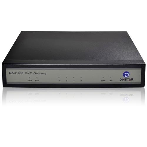 Dinstar DAG1000-8O 08xFXO VoIP Gateway