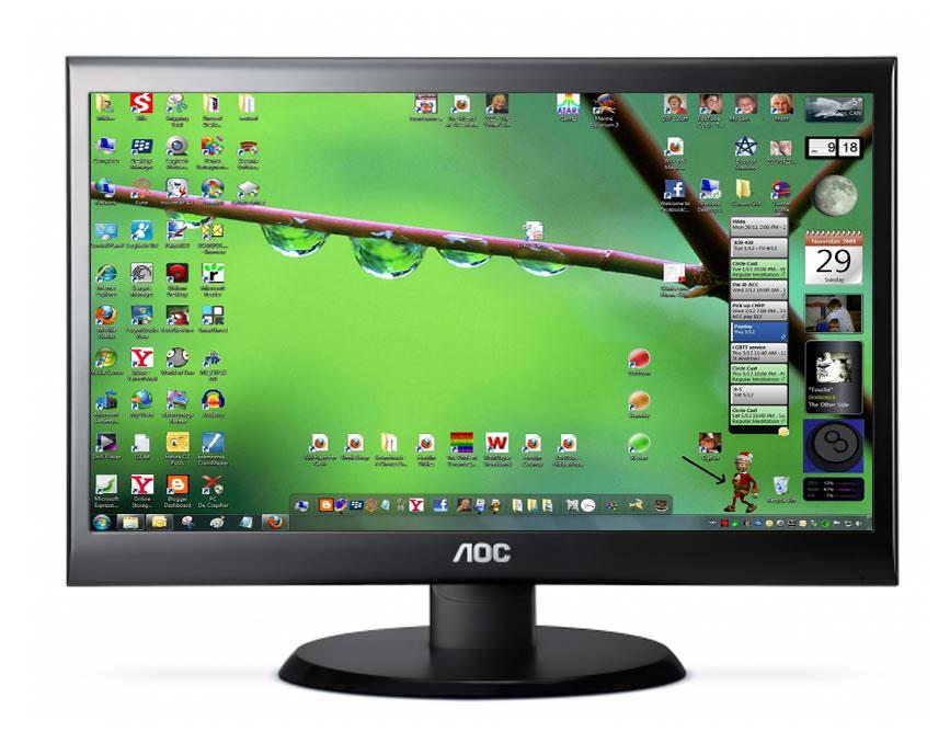 Màn hình AOC 19