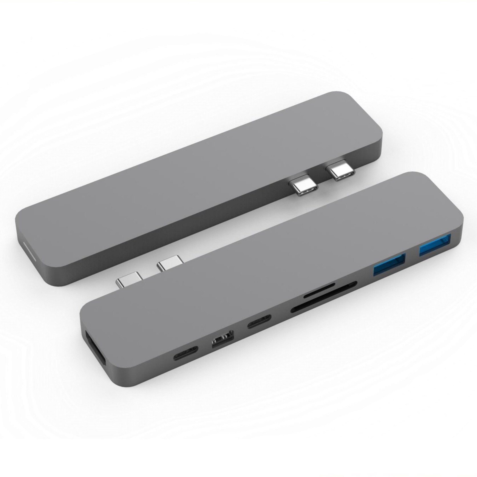 HyperDrive PRO 8 in 2 Hub for USB-C MacBook Pro