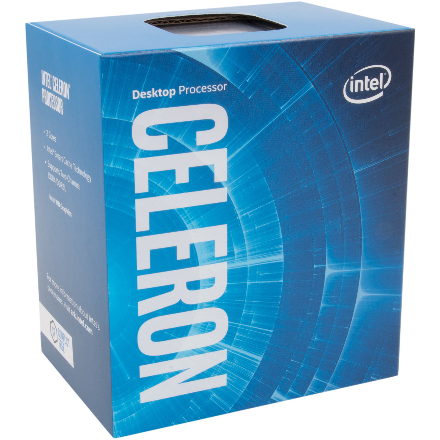CPU INTEL Celeron G3930 2.90GHz