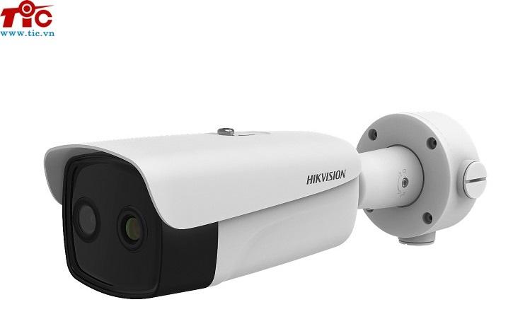 Camera IP đo thân nhiệt Hikvision DS-2TD2637B-10/P