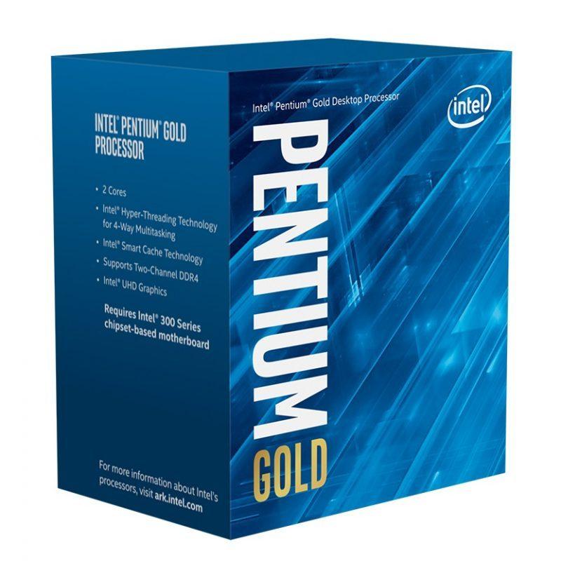 CPU Intel Pentium G5600