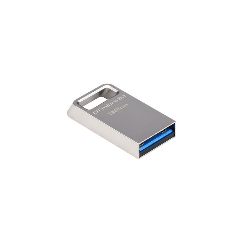 USB Kingston 16GB DTMicro USB 3.1/3.0 Type-Type-A ultra-compact drive_ DTMC3/16GBFR