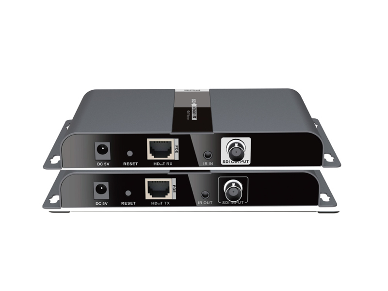 BỘ KHUẾCH ĐẠI HDMI LENKENG LKV383SDI-POE