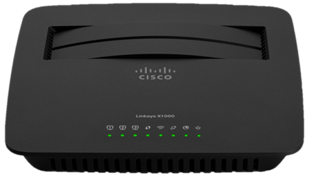 Wireless Linksys X1000-AP