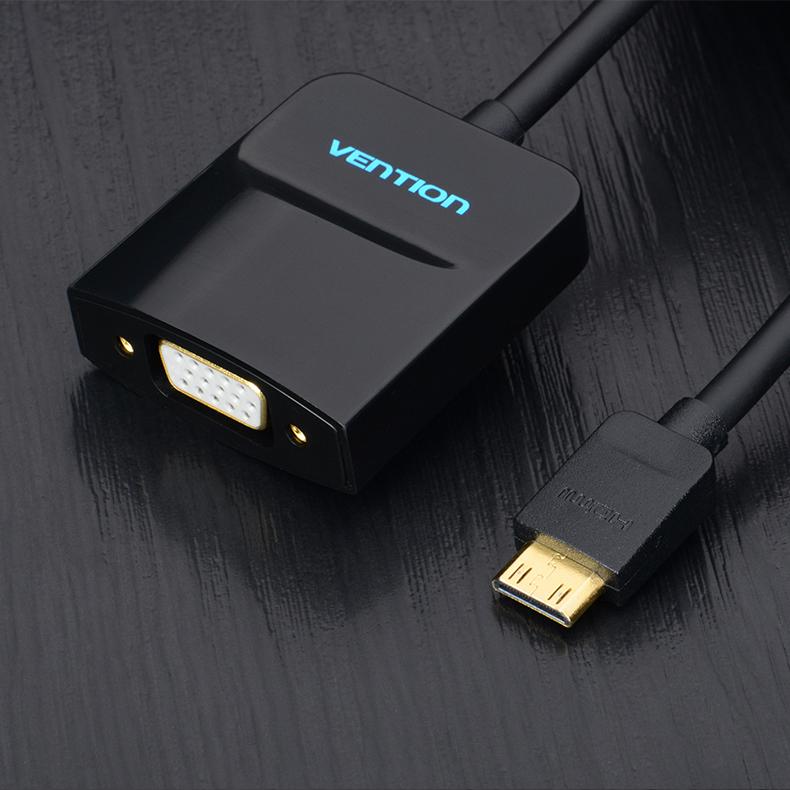 CÁP CHUYỂN ĐỔI HDMI TO VGA VENTION AGABB