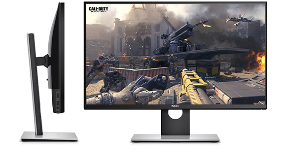 DELL 27 Monitor S2716DG 2k 144Hz 1ms QHD