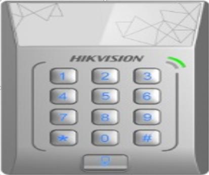 Máy chấm công Hikvision SH-K2T801M
