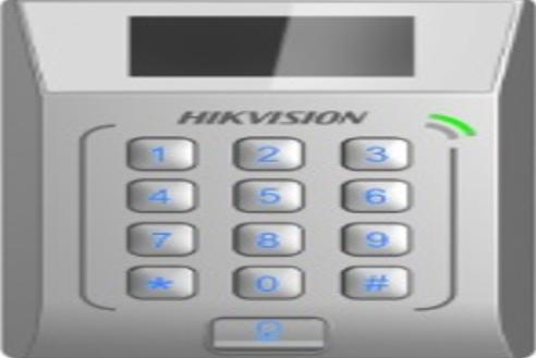 Máy chấm công Hikvision SH-K2T802E