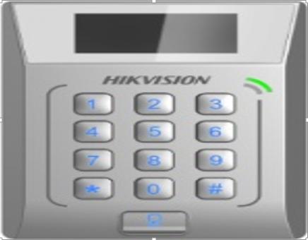 Máy chấm công Hikvision SH-K2T802M