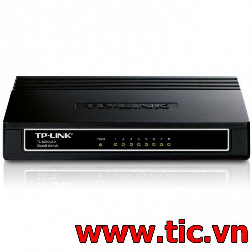 Switch TPLink 8 Port (TL-SF1008D)