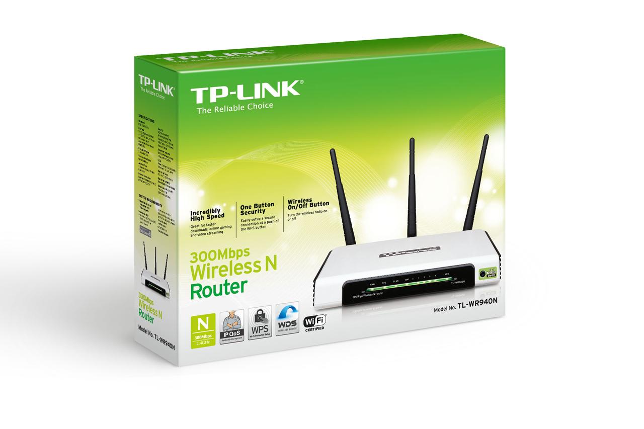 Bộ phát sóng wifi tp-link 940n