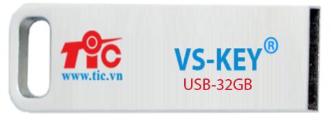 USB Vskey An Toàn Bảo Mật 32GB