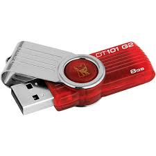 USB Kingston 8Gb/DT101G2