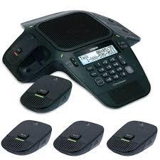 Bộ điện thoại hội nghị không dây VCS704